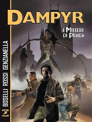 DAMPYR I MISTERI DI PRAGA