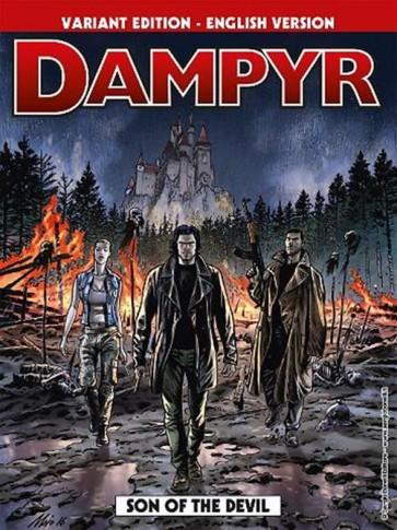 DAMPYR SON OF THE DEVIL - ENGLISH VERSION - VARIANT