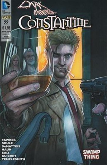 DARK UNIVERSE - THE NEW 52 - 31 - CONSTANTINE 22