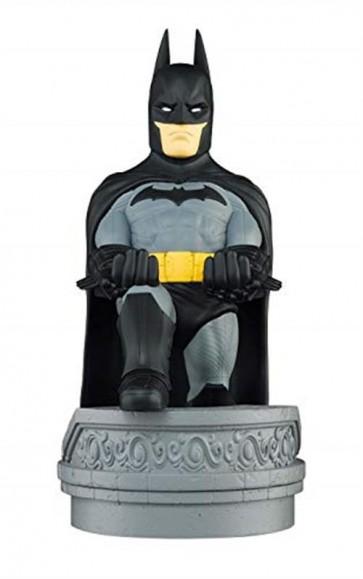 DC COMICS - CABLE GUYS FIGURE - CHARGING HOLDER - BATMAN 25CM