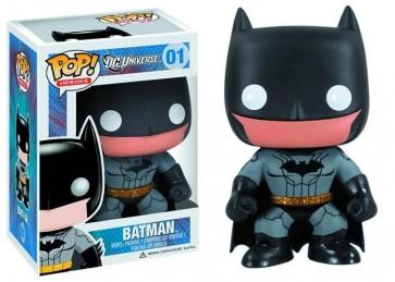 DC COMICS - POP FUNKO VINYL FIGURE 01 BATMAN (THE NEW 52) 9CM