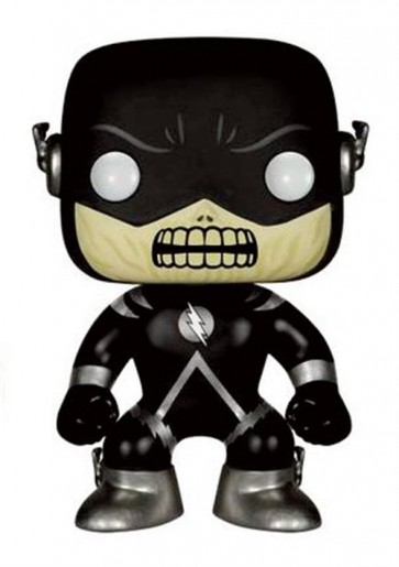 DC COMICS - POP FUNKO VINYL FIGURE 68 BLACK LANTERN REVERSE FLASH 9 CM