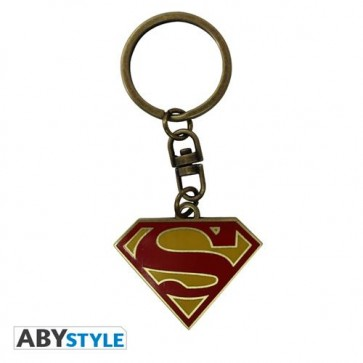 DC COMICS - PORTACHIAVI - SUPERMAN LOGO
