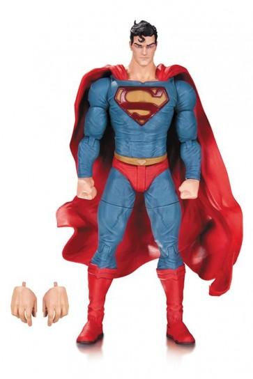 DC COMICS - SUPERMAN BY LEE BERMEJO - DC DIRECT - ACTION FIGURE 17 CM
