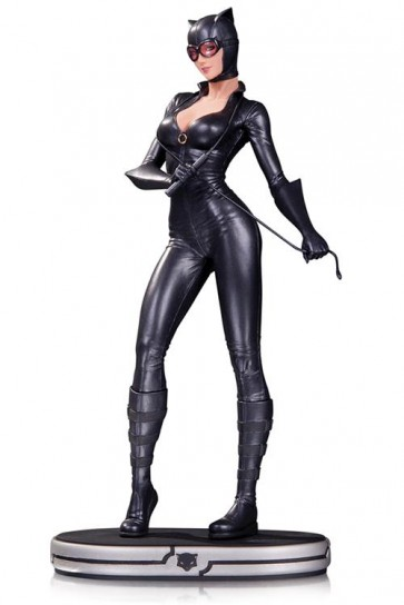 DC COMICS COVER GIRLS - CATWOMAN - DC DIRECT - STATUA 22CM
