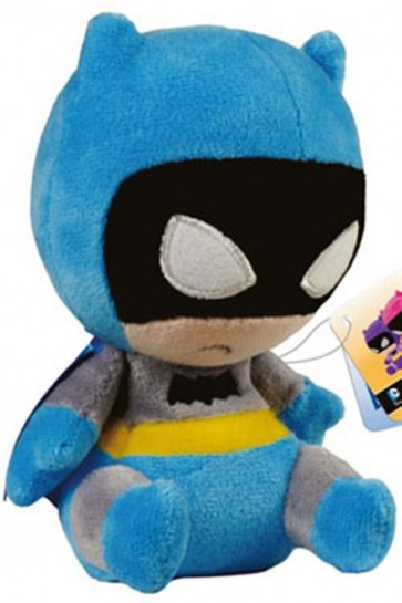 DC COMICS MOPEEZ - 75TH ANNIVERSARY COLORWAYS BLUE BATMAN - PELUCHE 12 CM
