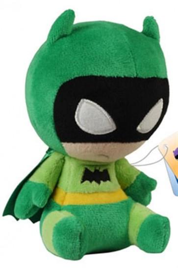 DC COMICS MOPEEZ - 75TH ANNIVERSARY COLORWAYS GREEN BATMAN - PELUCHE 12 CM
