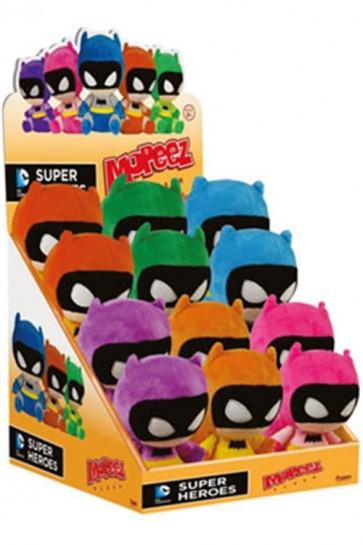 DC COMICS MOPEEZ - BATMAN 75TH ANNIVERSARY COLORWAYS DISPLAY (12 PEZZI) PELUCHE 12 CM