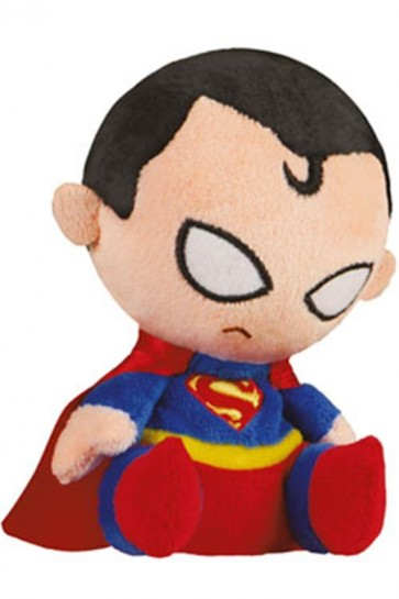 DC COMICS MOPEEZ - SUPERMAN PELUCHE 12 CM