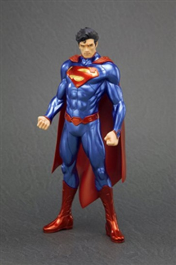 DC COMICS NEW 52 STATUA SUPERMAN ARTFX KOTOBUKIYA