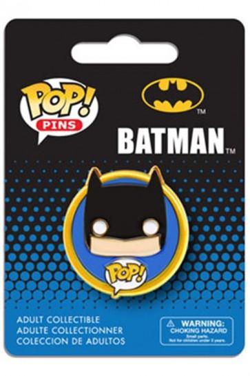 DC COMICS POP! PIN BADGE - BATMAN