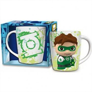 DC COMICS TAZZA LITTLE MATES LANTERNA VERDE