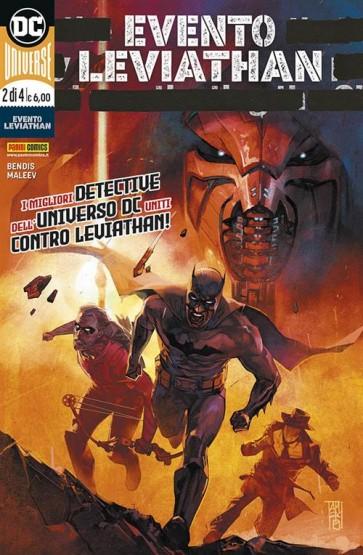 DC CROSSOVER 2 - EVENTO LEVIATHAN 2