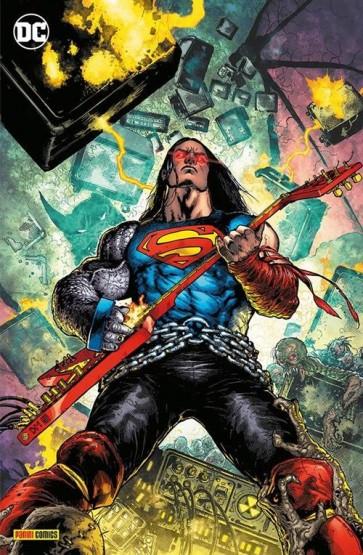 DC CROSSOVER 9 - BATMAN: DEATH METAL 3