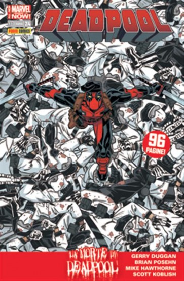 DEADPOOL 24 - ALL NEW MARVEL NOW