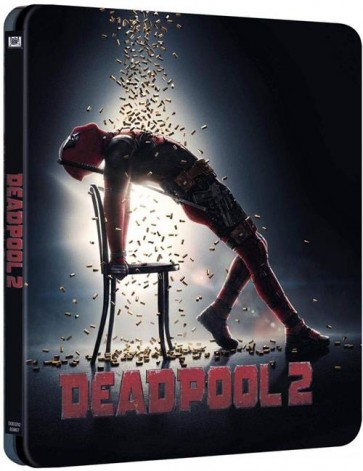DEADPOOL 2 - STEELBOOK