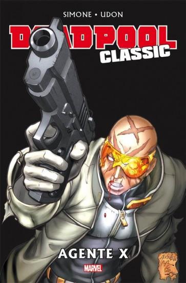 DEADPOOL CLASSIC 15 - AGENTE X