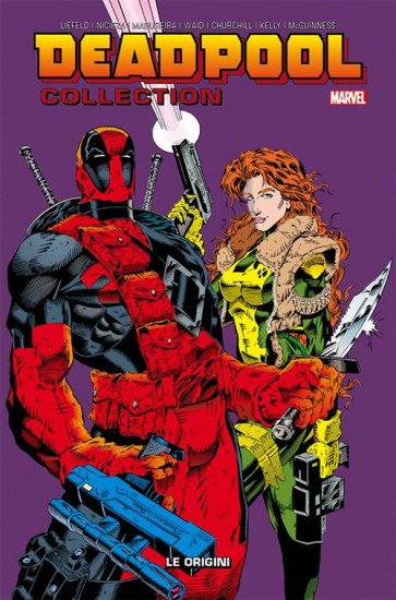 DEADPOOL COLLECTION 7 - LE ORIGINI
