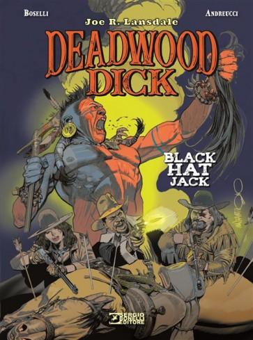 DEADWOOD DICK - BLACK HAT JACK