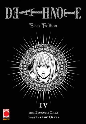 DEATH NOTE BLACK EDITION 4 (DI 6) - TERZA RISTAMPA