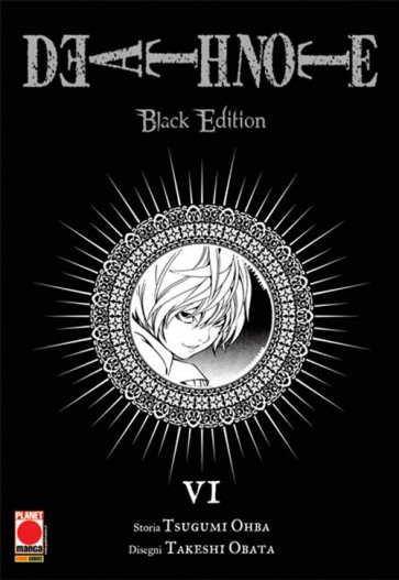 DEATH NOTE BLACK EDITION 6 (DI 6) - TERZA RISTAMPA
