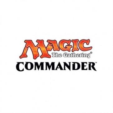 DECKS & SPECIAL: COMMANDER 2018 - BOX 4 MAZZI