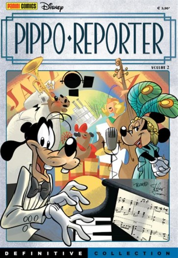 DEFINITIVE COLLECTION PIPPO REPORTER 2