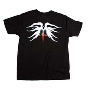 DIABLO III - T-SHIRT TYRAEL WINGS - S