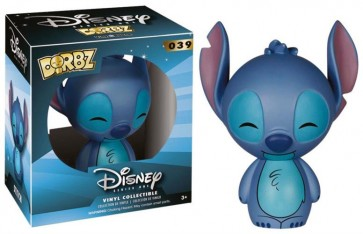 DISNEY SUGAR DORBZ - 039 STITCH 8 CM