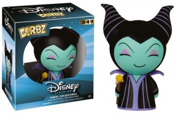 DISNEY SUGAR DORBZ - 049 MALEFICENT 8 CM