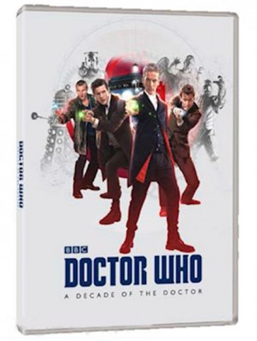 DOCTOR WHO - 10 ANNI DEL NUOVO DOCTOR WHO (DVD)