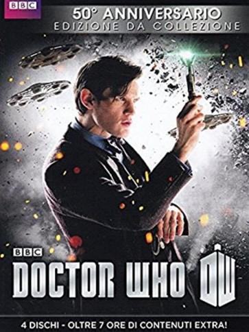 DOCTOR WHO - 50° ANNIVERSARIO EDIZIONE DA COLLEZIONE (DVD)
