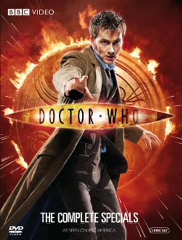 DOCTOR WHO - COF SPECIALS II (DVD)