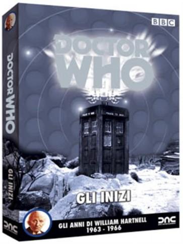 DOCTOR WHO - GLI INIZI (DVD)
