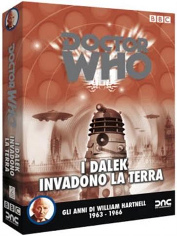 DOCTOR WHO - I DALEK INVADONO LA TERRA (DVD)
