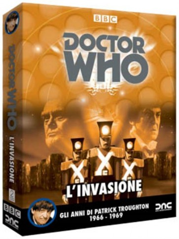 DOCTOR WHO - L'INVASIONE (DVD)