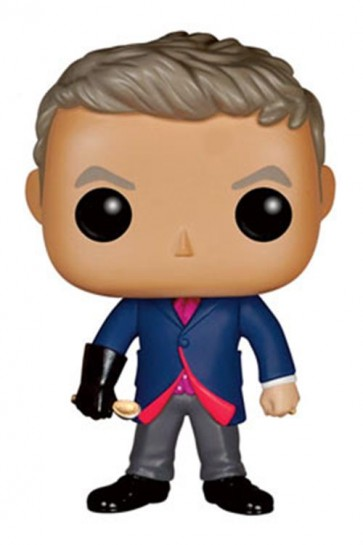 DOCTOR WHO - POP FUNKO 238 12TH DOCTOR WITH SPOON 9 CM