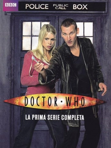 DOCTOR WHO - STAGIONE 1 (BLU-RAY)