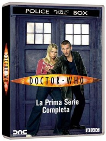 DOCTOR WHO - STAGIONE 1 NEW EDITION (DVD)