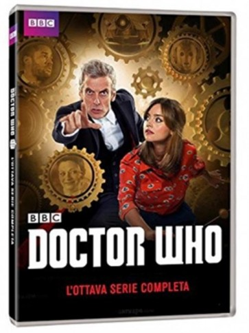 DOCTOR WHO - STAGIONE 8 (DVD)