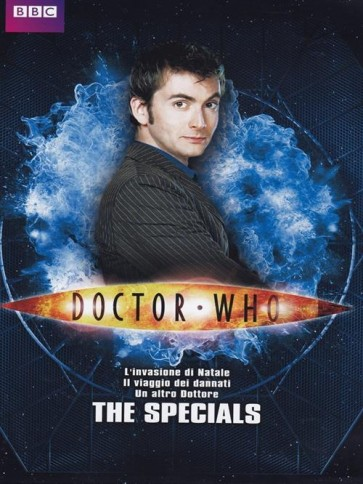 DOCTOR WHO - THE SPECIALS RIEDIZIONE (DVD)