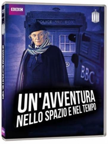 DOCTOR WHO - UN'AVVENTURA NELLO SPAZIO E NEL TEMPO (DVD)