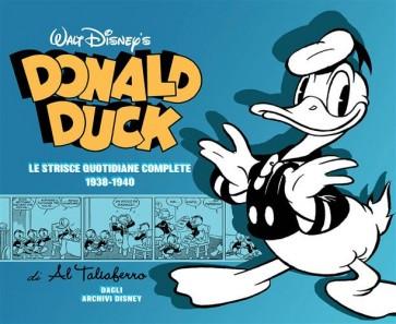 DONALD DUCK: LE STRISCE QUOTIDIANE (1938 - 1940)