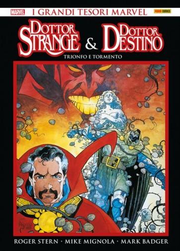 DOTTOR STRANGE E DOTTOR DESTINO: TRIONFO E TORMENTO