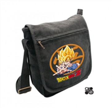 DRAGON BALL - BORSA A TRACOLLA GOKU COLORS FORMATO PICCOLO
