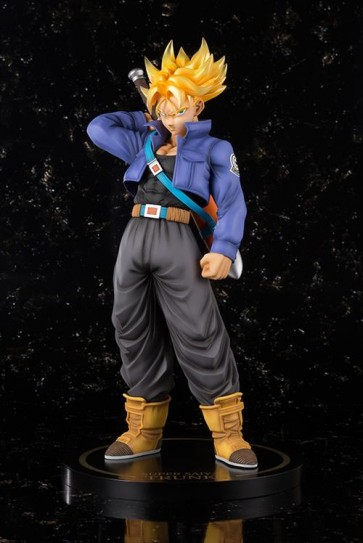 DRAGON BALL - ZERO FIGUARTS EX - SUPER SAIYAN TRUNKS - 22CM