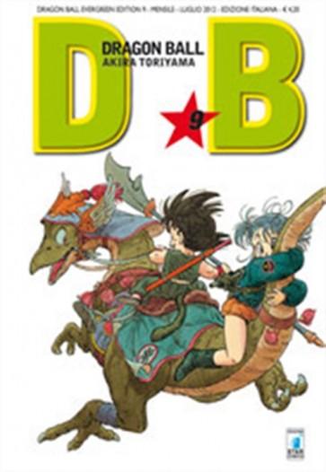DRAGON BALL EVERGREEN EDITION 9