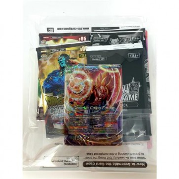 DRAGON BALL SUPER CARD GAME - LIMITED EVENT BUNDLE 02