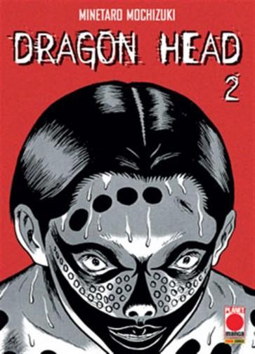 DRAGON HEAD (PANINI) 2 RISTAMPA