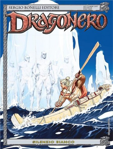 DRAGONERO 52 - SILENZIO BIANCO